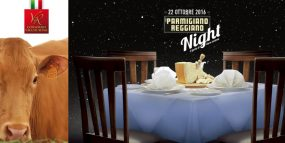 Parmigiano Night 2016 vacche rosse