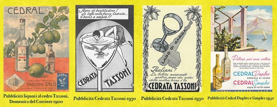 pubblicità vintage tassoni