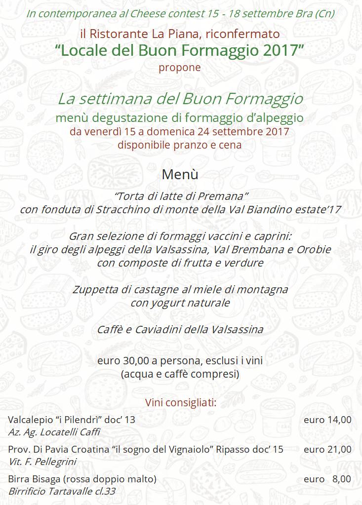 locandina sito a5 evento 15 24 settembre buon formaggio
