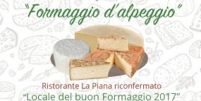 formaggio d'alpeggio valsassina settembre