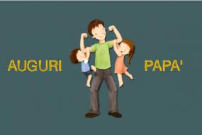 17 e 18 marzo, Festa del Papà