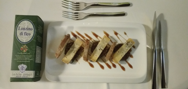 la piana lonzino filo presidio slow food
