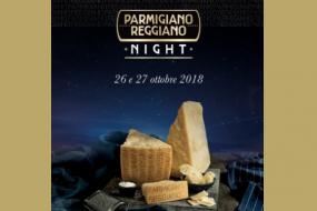 26 e 27 ottobre, Parmigiano Reggiano Night