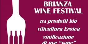 11 ottobre Brianza Wine Festival
