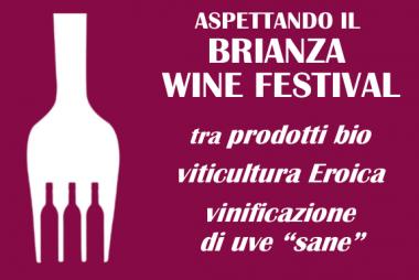 giovedì 11 ottobre, aspettando il Brianza Wine Festival