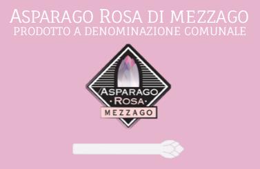 Asparago Rosa di Mezzago dal 4 aprile