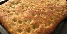 Ristorante La Piana Pan per Focaccia