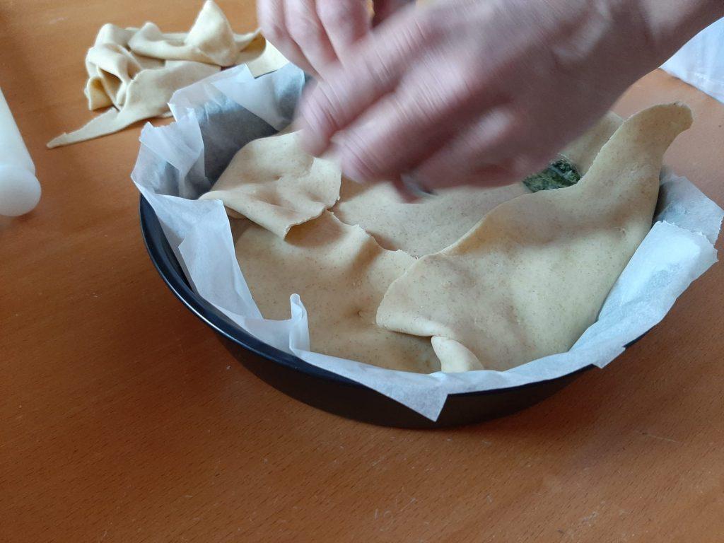 Torta Pasqualina Vecchia Brianza