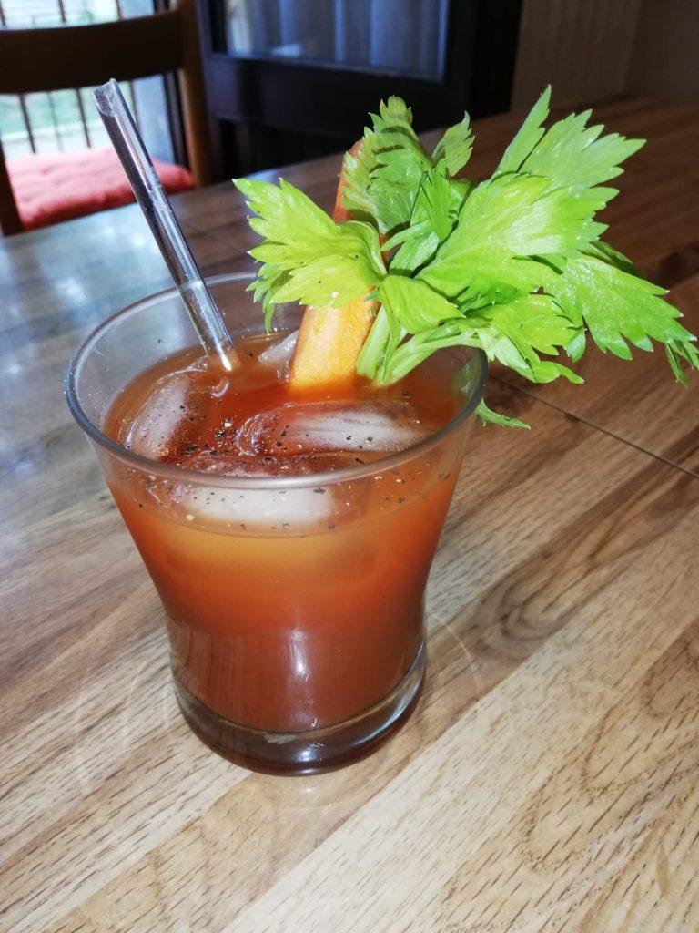 Bullshot cocktail